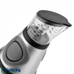 Дизайнерска бутилка с дозатор за олио, зехтин или оцет