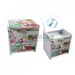 Кутия за Бижута Flamingo