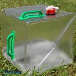 Сгъваем мех за вода с кранче