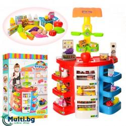 Детски супермаркет със звук и светлини
