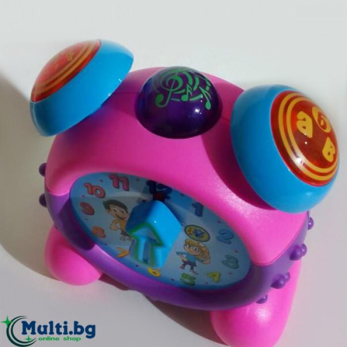 Детска играчка Умният будилник