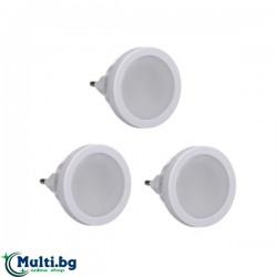 Сензорни LED лунички за контакт 3 бр.