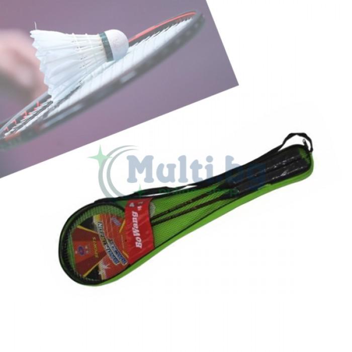Федербал комплект ракети и перце