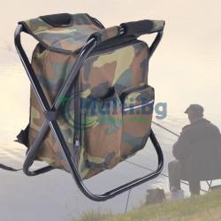 Раница със стол за пикник 2 в 1