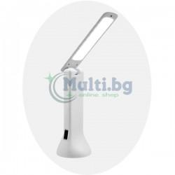 LED лампа с презареждаща батерия