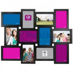 12 броя рамки за снимки в колаж