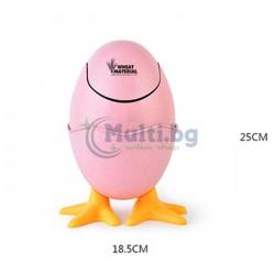 Домакински кош за плот Яйце