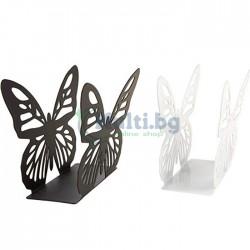 Поставка за салфетки Пеперуда