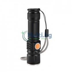Презареждащ мини LED фенер с USB