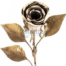 Роза от ковано желязо ръчна изработка