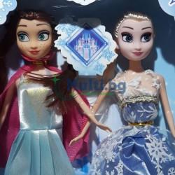 Кукли Елза и Ана от Замръзналото кралство