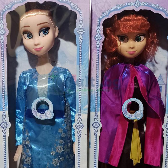 Музикална кукла Елза или Ана Замръзналото кралство 2