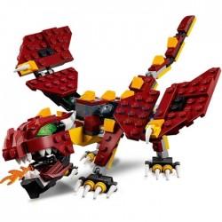 Конструктор CREATE 3 в 1 Митични същества