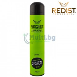 Лак за коса Keratin Complex REDIST Professional 400ml