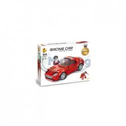 Конструктор трансформърс Racing Car 218 части