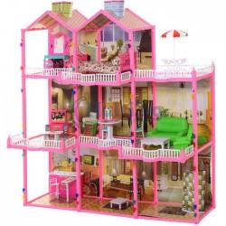 Къща за кукли 245 части