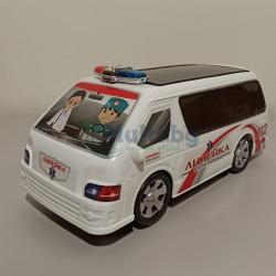 Детска играчка Линейка