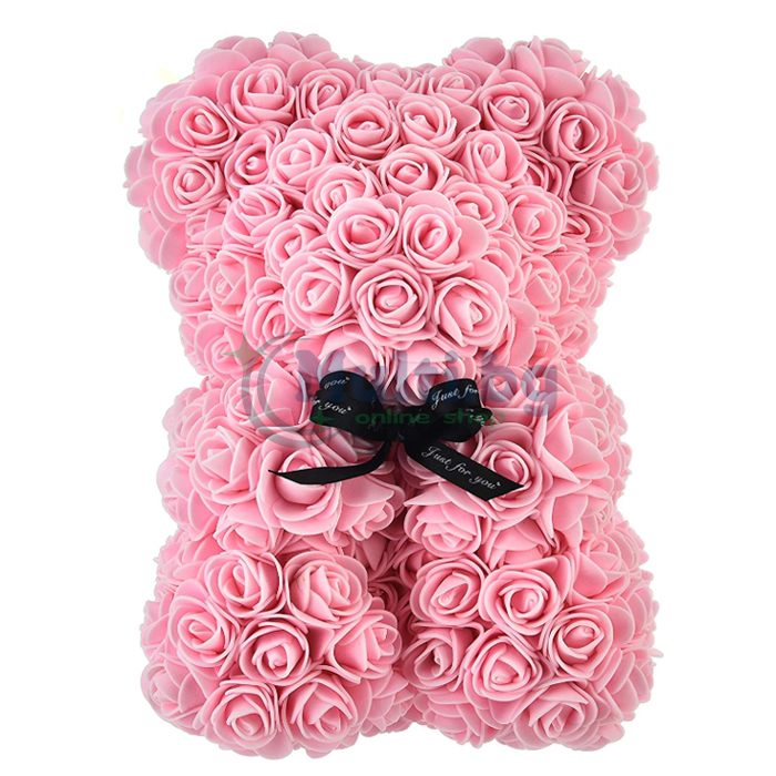 Мече от рози 35 см