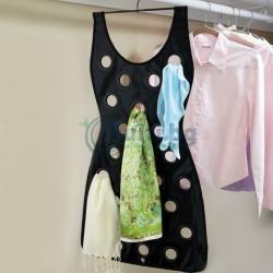Органайзер за шалове и колани Little Black Dress