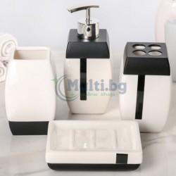 Керамичен комплект аксесоари за баня
