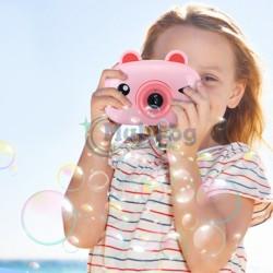 Машина за сапунени балончета Bubble Camera