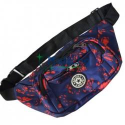 Мъжка спортна чанта тип паласка