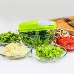 Ръчен Чопър за Плодове и Зеленчуци Nicer Dicer Plus
