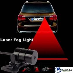 """Предупредителна Лазерна Светлина """"Анти Сблъсък"""" за Автомобил"""